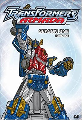 Transformers Armada - Season 1 Part 1