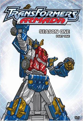 DVD des Épisodes de… Transformers Armada, Énergon et Cybertron ― En Anglais et Français - Page 2 51FNV09G5ZL