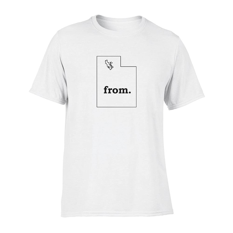 TsFrom Utah Short Sleeve Cotton T-Shirt