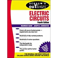 Schaum's Outline of Electric Circuts (Schaum's Outline Series)