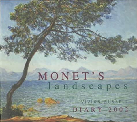 Monet's Landscapes Diary 2002