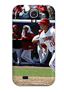 New Style 6584350K527489690 washington nationals MLB Sports & Colleges best Samsung Galaxy S4 cases