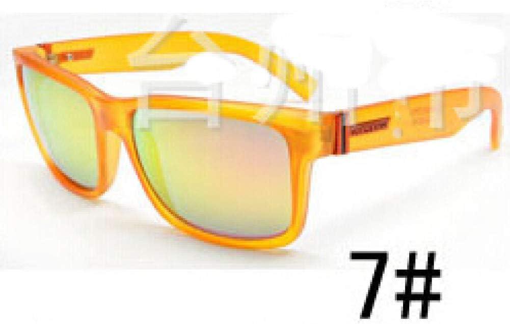sijiaqi Nouveau 14 Couleurs Von Zipper Lunettes Lunettes De Soleil Lunettes De Soleil Hommes Lunettes avec Oculos De Sol