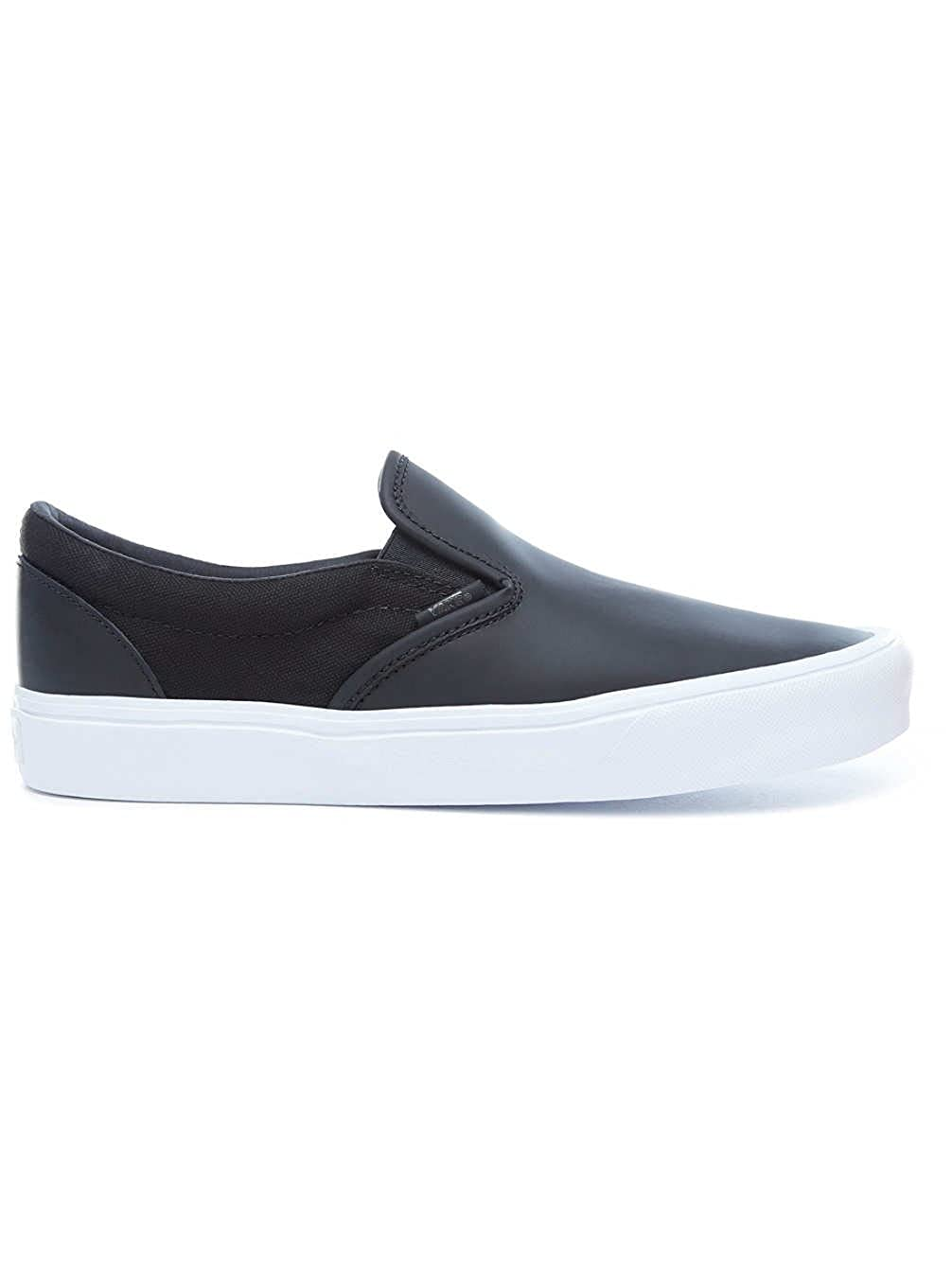 Vans Slip Ons Men Rains Lite Slip-Ons Black True White  Amazon.co.uk  Shoes    Bags 20d954e75