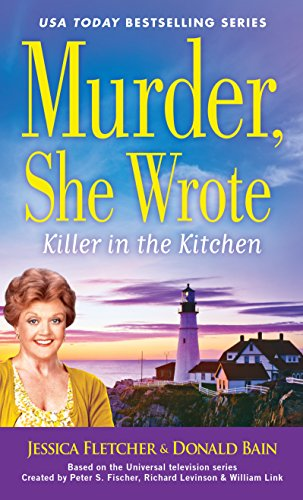 book cover of Killer in the Kitchen