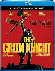 The Green Knight - Blu-ray + DVD + Digital