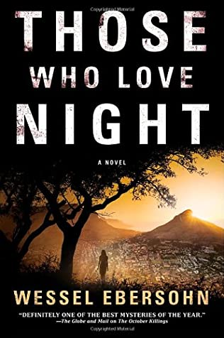 book cover of Those Who Love Night