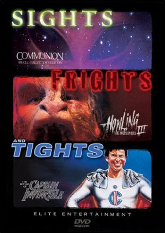 (Sights, Frights, and Tights (Communion / The Howling III - The Marsupials / The Return of Captain Invincible))