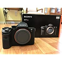 Sony Alpha a7RII ILCE-7RM2 Full Frame Camera Body - International Version (No Warranty)