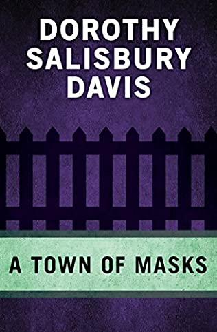 book cover of A Town of Masks