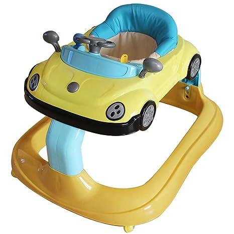 GUO@ Bebé niño andador infantil multifunción anti-vuelco ...