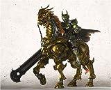 Garo & Gouten & Madoukoku Equip & Pro by Bandai