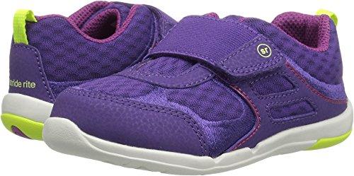 Stride Rite Girls' Srtech Casey Sneaker, Purple, 10 Medium US (Stride Rite Girls Sneakers)