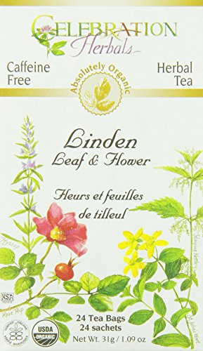 Celebration Herbals Organic Flowers Caffeine
