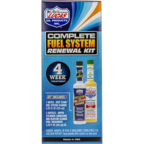 Lucas Oil 10966 COMPLETE FUEL SYSTEM RENE by Lucas Oil