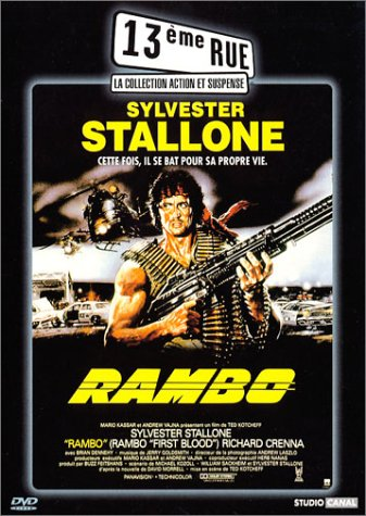 Rambo [Francia] [DVD]: Amazon.es: Sylvester Stallone, Richard Crenna, Brian Dennehy, David Caruso, Jack Starrett, Bill McKinney, Michael Talbott, Ted Kotcheff, Sylvester Stallone, Richard Crenna: Cine y Series TV