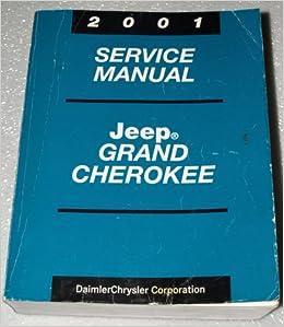 Jeep cherokee xj 1988 2001 workshop manual service.