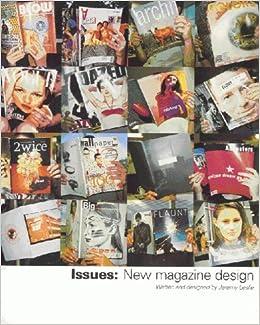 Book Issues: New Magazine Design