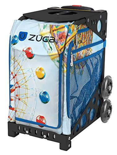 Zuca Vertigo Sport Insert Bag & Black Frame + Gift Utility Pouch by ZUCA (Image #2)