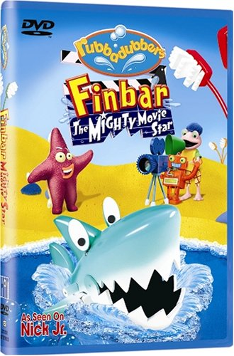 Rubbadubbers - Finbar: The Mighty Movie (Mighty Star)