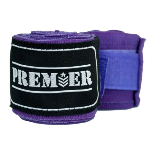 Revgear Premier Hand Wraps (Purple, One Size)