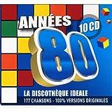 La Discotheque Ideale Annees 80 (coffret 10 CD)