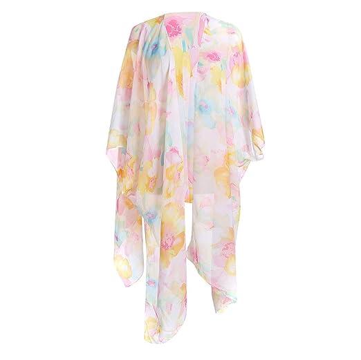 a80ed64f9ea Keliay Bargain Women's Bathing Suit Cover Up Beach Bikini Swimsuit Swimwear  Crochet Dress