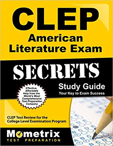 clep american literature w cd