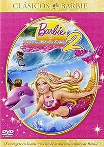 Barbie: Una Aventura De Sirenas 2 [DVD]