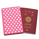 E-Passport Cover Anti-Skimming Passport cover Heart