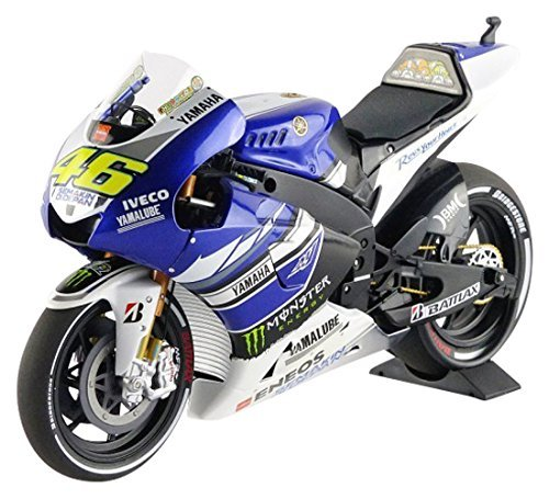 Minichamps Yamaha Yzr M1 (™ Minichamps 1/12 Yamaha YZR-M1 YAMAHA FACTORY RACING 2013 Moto GP # 46 V. Rossi)