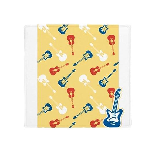 DIYthinker Amarillo música de la Guitarra del patrón ilustrar ...