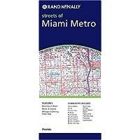 Miami Metro (Rand McNally City Maps)