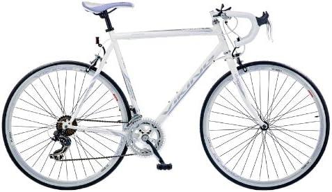 Viking Cote dAzur - Bicicleta de carretera para mujer blanco blanco Talla:47 cm: Amazon.es: Deportes y aire libre