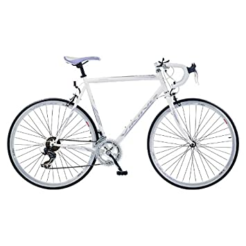 Viking Cote dAzur - Bicicleta de carretera para mujer blanco ...