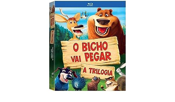 Amazon Com Blu Ray Trilogia O Bicho Vai Pegar Trilogy Open