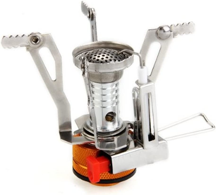 Cooking Mini Foldable Portable Camping Outdoor Picnic Gas Burner Steel Stove