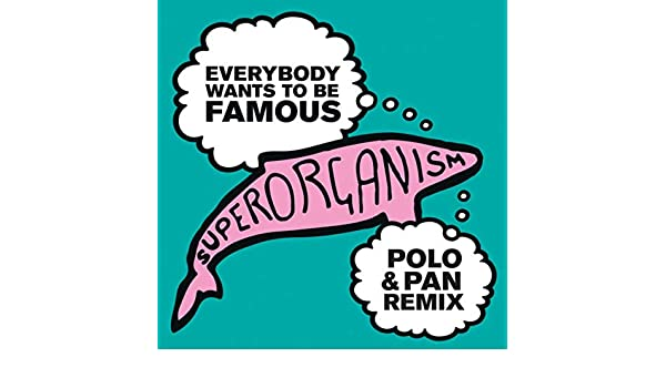 Everybody Wants To Be Famous (Polo & Pan Remix) de Superorganism ...