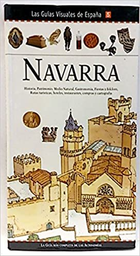 Las guias visuales de españa 5. Navarra: Amazon.es: Vv.AA: Libros