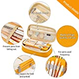 EASTHILL Big Capacity Pencil Pen Case Office