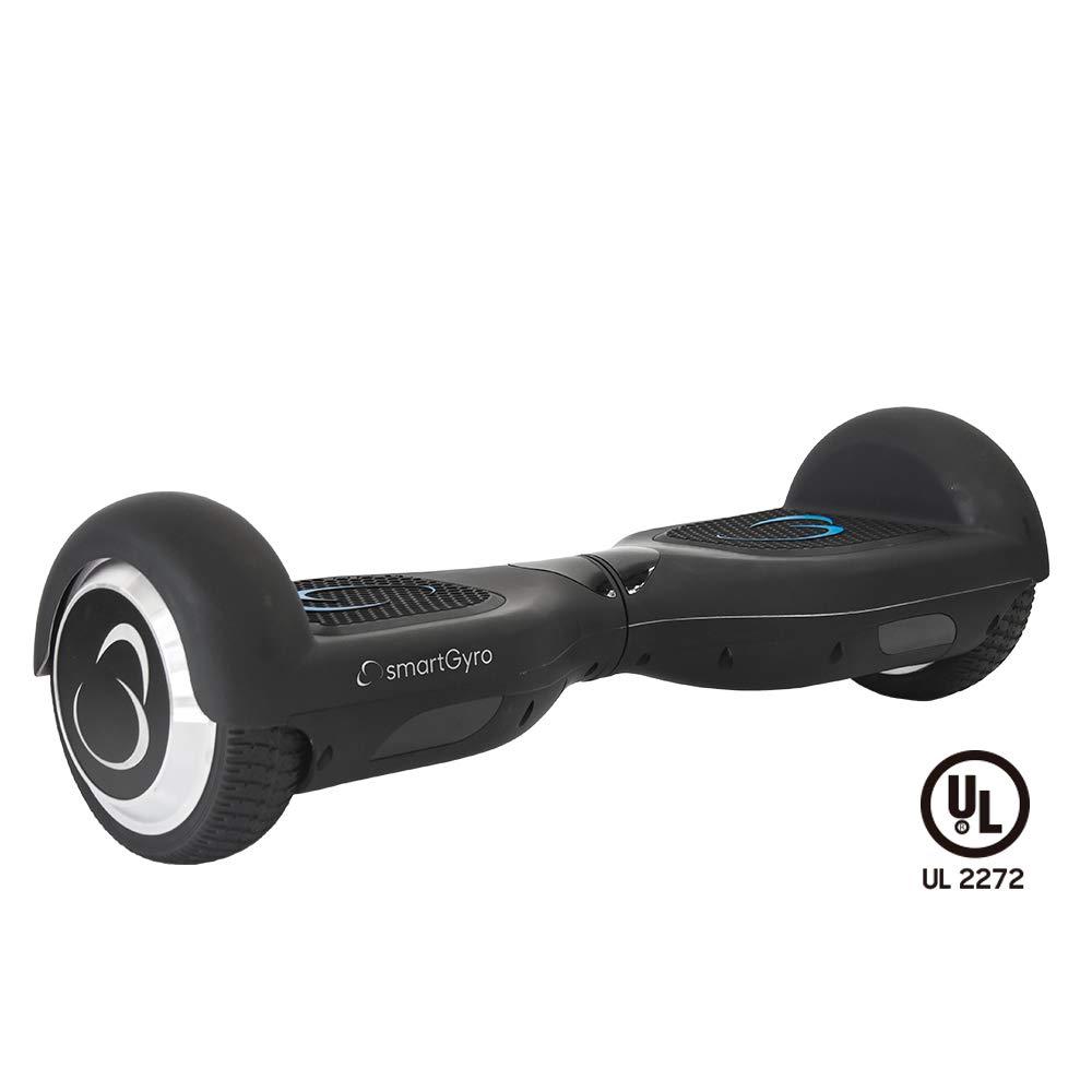 Comprar SmartGyro X2 UL v.3.0 Black - Potente Patinete Eléctrico Hoverboard, Ruedas de 6.5
