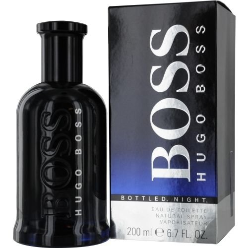 - Hugo Boss Bottled Night Eau de Toilette Spray 6.8 OZ./ 200 ml