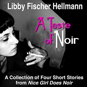 A Taste of Noir Audiobook
