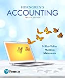 img - for Horngren's Accounting (12th Edition) book / textbook / text book