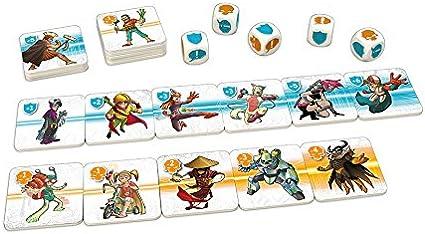GIGAMIC gbpo – Juego de Dados – Pow: Amazon.es: Juguetes y juegos