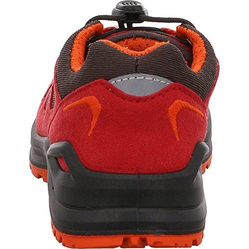 Innox Evo Junior Mixte Randonnée Gtx De Lo Rouge orange Chaussures Enfant Lowa dgwnF5aqxg
