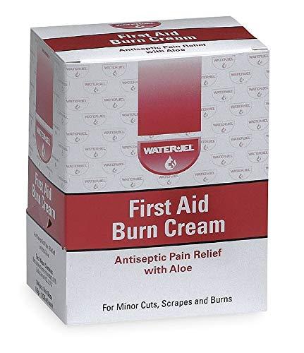 Waterjel Burn Cream, 0.9g Box - 049083, (Pack of 2)