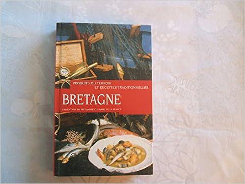 Amazon Fr Bretagne Produits Du Terroir Et Recettes