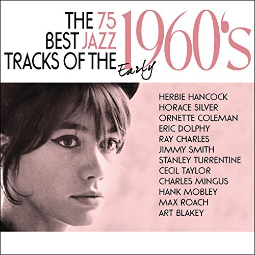Price comparison product image 75 Best Jazz Tracks Of The 1960s ( 6 X CD BOX SET) by Various Artists (2015-08-03)