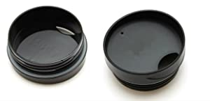 Sduck Replacement Parts for Nutri Ninja Blender, Two Pack Lids Fit for Ultima & Professional Nutri Ninja Series BL770 BL780 BL660 Blenders